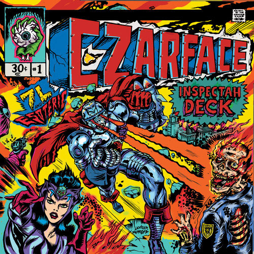 CZARFACE-Cover