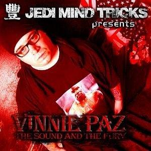 Vinnie Paz - The Sound And The Fury