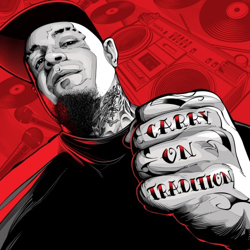 Vinnie Paz Carry on Tradition