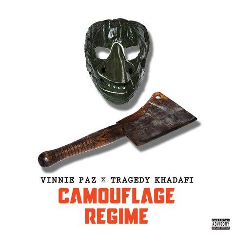 Camouflage Regime album cover